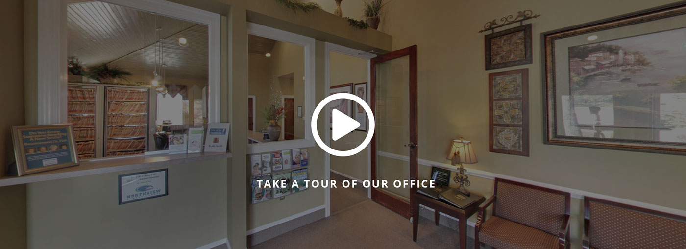 Tour Dr John Fish's Office